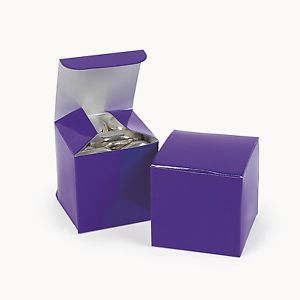 Wedding Party Candy Box Favor Gift Boxes