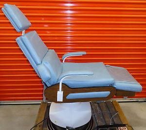 Boyd PD 331 FC Dental General Purpose Power Procedure Exam Table Chair