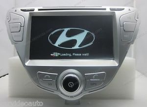Hyundai Elantra Avante I35 2011 2012 GPS Navi Custom Car Radio Media DVD Player