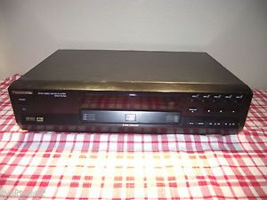 Panasonic DVD Video CD CD Player DVD CV40 with 5 Compact Disc Changer