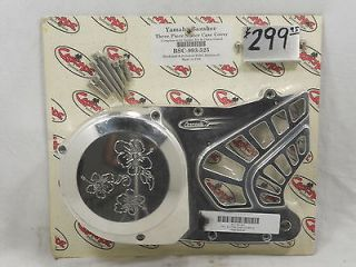 Cascade Innovations BSC 993 525 Yamaha Banshee Three Piece Stator Case Cover New