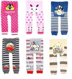 Baby Boys Girls Toddler Leggings Tights Warmer Socks Knitting PP Pants D Group