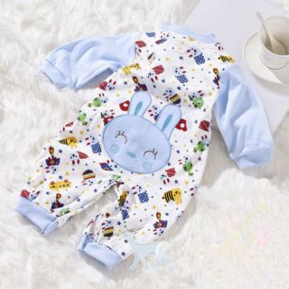 Hot Baby Girls Boys Toddlers Romper Kids Coverall Clothes Cotton 0 12 Months