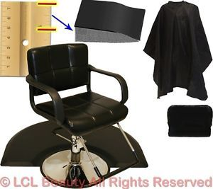 Hydraulic Barber Chair Styling Hair Anti Fatigue Mat Matt Beauty Salon Equipment