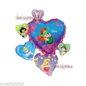Disney Princess Ariel Super Shape Jumbo Mylar Balloon Birthday Party Supplies