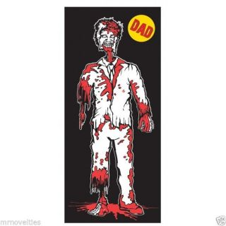 Zombie Family Window Decals Stickers Mom Dad Kids Dog Cat Etc