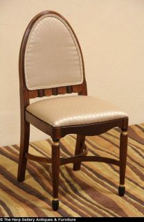 French Art Deco 1930 Antique Side or Desk Chair