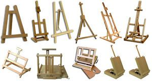 Display Easels Wooden Easels Table Top Table Easel 11 Types to Choose from New