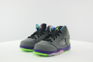 Air Jordan 5 Retro Bel Air 6C Infant Toddler Boys' Shoe Style 440890 090
