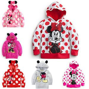 Disney Baby Girl Minnie Mouse My First Christmas Rompers Clothing Baby Clothes