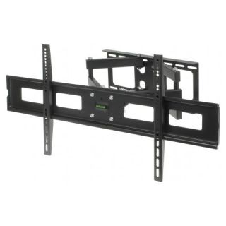 Full Motion Dual Arm Tilt Swivel Wall Mount for Vizio 40 70 inch LED LCD 3D HDTV