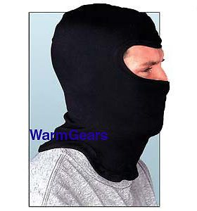 Black Ski Face Mask Bicycle Bike Cycling Helmet Liner