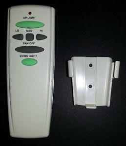 Genuine Hampton Bay Ceiling Fan Remote Control UC7078T with Up Down Light