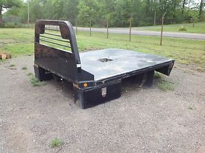 Dodge RAM Bed Flat Bed Flatbed Tool Box Hitch GOOSE Neck