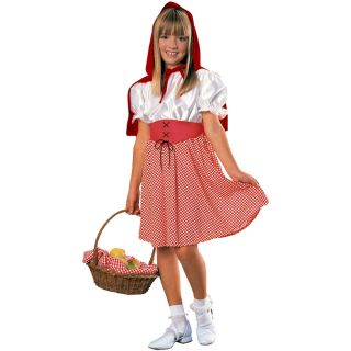 Red Riding Hood Classic Child Costume Little Red Riding Hood Fairytales Story