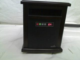 DURAFLAME 1500 Watt Infrared Quartz Heater $199 97