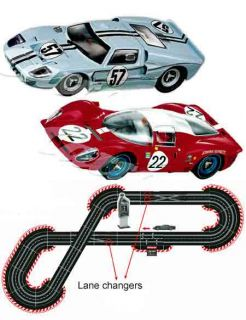 New Carrera Sports Car Duel Race Set Digital 124