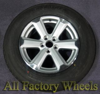 "Toyota Highlander 17"" Factory Rims Wheels Tires"