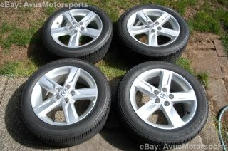 "New 2013 Toyota Camry 17"" Factory Wheels Tires Solara Avalon 2012 2014 2011"