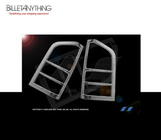 Nissan Pathfinder Chrome Tail Light Trim