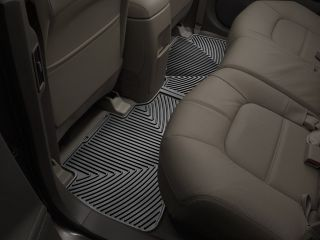 Weathertech® All Weather Floor Mats Nissan Murano 2009 2014 Black
