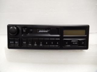 98 99 Mercedes Benz ML320 ML430 Bose Radio Stereo Receiver Tape Cassette Player