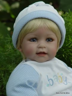 New in Box Adora Little Love 20 inch Baby Boy Doll
