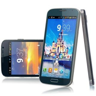 "5"" Unlocked Dual Sim Dual Core Android 3G GPS WiFi Mobile Smart Phone IPS Touch"