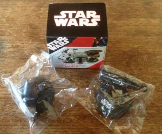 Takara Tomy Star Wars Miniature Mini Helmet Collection 2 Imperial Gunner SEALED