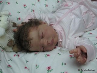 Stunning Precious BM Originals Reborn Fake Baby Girl Elaine Altenkirch
