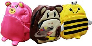 Kids Schoolbag Bag Baby Toddlers Kid Child Animal Bag Backpack Cartoon Kids Bag
