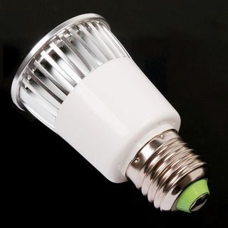 5W E27 100 240V Colorful RGB LED Bulb Light Lamp Spotlight IR Remote Control