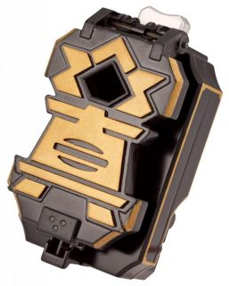 New Power Rangers Super Samurai Black Box Morpher
