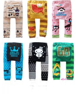 New Boy Girl Baby Toddler Infant Clothes PP Pants Legging Tight Leg Warmer Socks