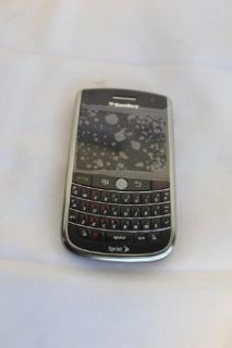 Blackberry Sprint Tour 9630 Smartphone Camera Unlocked GSM Cell Phone Black