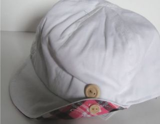 New Cute Toddler Baby Girl Boy Corduroy Hat Cap Pink White Blue Best Gifts