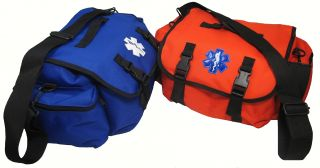 New Fully stocked Large Pro II Trauma Bag First Aid Kit