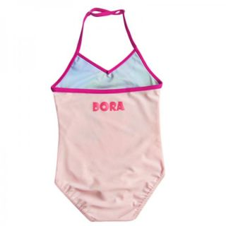 Dora Girls Kids Princess Swimming Swimsuit Swimwear Swim Suit Pink Bather Sz 2T