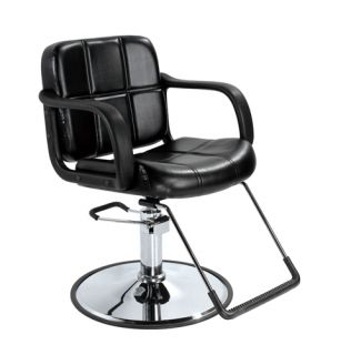 Hydraulic Barber Chair Styling Salon Beauty Equipment No Dirty Recycled Sponge