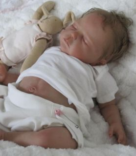 Doves Nursery True to Life Newborn Reborn Baby Girl Divine Tamie Yarie
