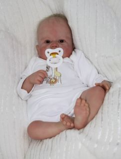 Doves Nursery ♥ Realistic True to Life Reborn Baby Girl ♥ Manuela Muth Sculpt ♥