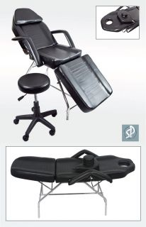 Massage Table Bed Chair Facial Tattoo Salon Equipments