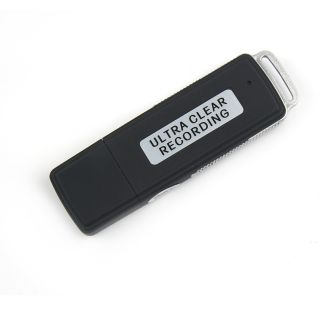 Spy 8GB USB Pen Disk Flash Drive Digital Audio Voice Recorder 70 Hours Recording