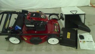 Toro 22 in Personal Pace Electric Start Self Propelled Gas Mower $399 00 TADD