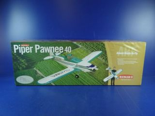B5 Hangar 9 Pawnee 40 ARF Glow Electric R C RC Airplane Kit Crop Duster HAN4030