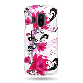 ZTE Flash N9500 Case Butterfly Bliss Faceplate Hard Cover Sprint