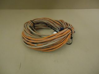 Professional 100 Foot Extension Cord Interior Exterior Medium Duty