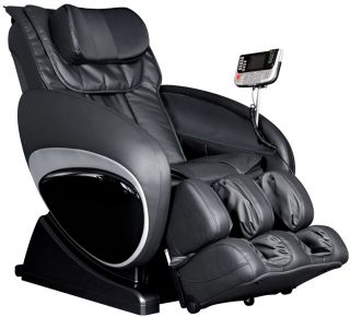 Cozzia Model 16027 Shiatsu Massage Chair with Zero Gravity Recline