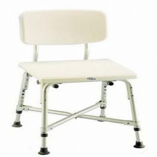 Invacare 9785 1 Bariatric Shower Bath Bench Chair Seat