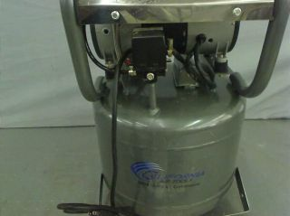 California Air Tools Cat 10020 Oil Free 2 HP 10 0 Gall Steel Tank Air Compressor